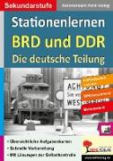 Cover-Bild zu Kohls Stationenlernen BRD und DDR / Die deutsche Teilung