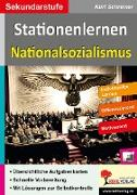Cover-Bild zu Stationenlernen Nationalsozialismus von Schreiner, Kurt