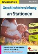Cover-Bild zu Geschlechtererziehung an Stationen (eBook) von Müller, Mila