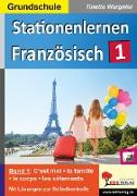 Cover-Bild zu Stationenlernen Französisch / Band 1 (eBook) von Wargnier, Tinette