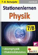 Cover-Bild zu Stationenlernen Physik / Klasse 7-8 von Baum, Jost
