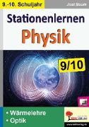 Cover-Bild zu Stationenlernen Physik / Klasse 9-10