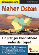 Cover-Bild zu Naher Osten (eBook) von Schreiner, Kurt