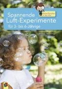 Cover-Bild zu Kleine Forscher in der Kita: Spannende Luft-Experimente für 3- bis 6-Jährige von Hündlings, Andrea