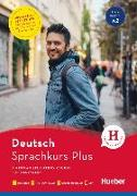 Cover-Bild zu Sprachkurs Plus Deutsch A1/A2, Englische Ausgabe von Niebisch, Daniela