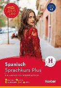 Cover-Bild zu Hueber Sprachkurs Plus Spanisch - Premiumausgabe von Rudolph, Hildegard