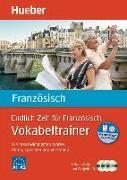 Cover-Bild zu Endlich Zeit für Französisch. Vokabeltrainer von Rudolph, Hildegard