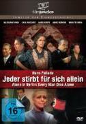 Cover-Bild zu Hans Fallada: Jeder stirbt für von Hildegard KNEF (Schausp.)