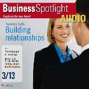Cover-Bild zu Business-Englisch lernen Audio - Aufbau beruflicher Beziehungen (Audio Download) von Verlag, Spotlight