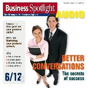 Cover-Bild zu Business-Englisch lernen Audio - Schwierige Gespräche leichter gemacht (Audio Download) von McMaster, Ian
