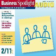 Cover-Bild zu Business-Englisch lernen Audio - Verhalten bei Meetings (Audio Download) von Taylor, Ken