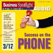Cover-Bild zu Business-Englisch lernen Audio - Telefonieren (Audio Download) von McMaster, Ian