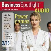 Cover-Bild zu Business-Englisch lernen Audio - Machtspiele (Audio Download) von Taylor, Ken