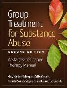 Cover-Bild zu Group Treatment for Substance Abuse von Velasquez, Mary Marden (The University of Texas at Austin, United States)