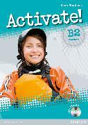 Cover-Bild zu Activate! B2 Level Workbook (no Key) with iTest Multi-ROM von Stephens, Mary