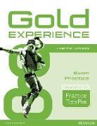 Cover-Bild zu Gold Experience Practice Tests Plus First for Schools von Newbrook, Jacky
