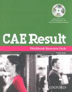 Cover-Bild zu CAE Result New Edition. Workbook without Key. Resource Pack von Gude, Kathy