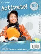 Cover-Bild zu Activate! B2 Workbook eText Access Card von Stephens, Mary