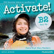 Cover-Bild zu B2: Activate! B2 Level Class CDs 1-2 - Activate! von Boyd, Elaine