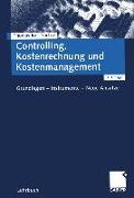 Cover-Bild zu Controlling, Kostenrechnung und Kostenmanagement (eBook) von Joos-Sachse, Thomas