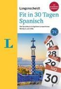 Cover-Bild zu Langenscheidt Fit in 30 Tagen Spanisch