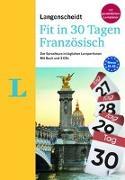 Cover-Bild zu Langenscheidt Fit in 30 Tagen Französisch