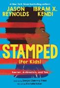 Cover-Bild zu Stamped (For Kids) (eBook) von Reynolds, Jason