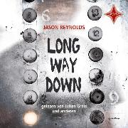 Cover-Bild zu Long way down (Audio Download) von Reynolds, Jason