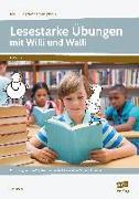 Cover-Bild zu Lesestarke Übungen mit Willi und Walli - Kl. 1-2 von Kucera, Pia