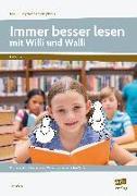 Cover-Bild zu Immer besser lesen mit Willi und Walli - Kl.1-2 von Kucera, Pia
