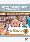 Cover-Bild zu Immer besser lesen mit Willi und Walli - Kl. 1-2 (eBook) von Kucera, Pia