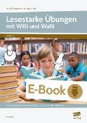 Cover-Bild zu Lesestarke Übungen mit Willi und Walli - Kl. 1-2 (eBook) von Kucera, Pia