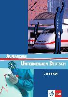 Cover-Bild zu Unternehmen Deutsch Aufbaukurs. 2 Audio-CDs