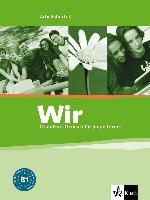 Cover-Bild zu Wir. Grundkurs Deutsch für junge Lerner 3. Arbeitsbuch. Alle Bundesländer von Jenkins, Eva-Maria (Überarb.)