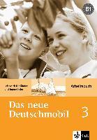 Cover-Bild zu Das Neue Deutschmobil 3. Arbeitsbuch von Douvitsas-Gamst, Jutta
