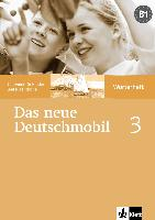 Cover-Bild zu Das Neue Deutschmobil 3. Wörterheft von Douvitsas-Gamst, Jutta