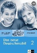 Cover-Bild zu Das Neue Deutschmobil 2. Arbeitsbuch von Douvitsas-Gamst, Jutta