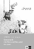 Cover-Bild zu Grammatik mit Sinn und Verstand. Lösungsheft. Neufassung von Rug, Wolfgang