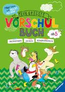 Cover-Bild zu Mein großes Vorschulbuch von Jebautzke, Kirstin