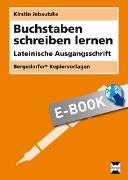 Cover-Bild zu Buchstaben schreiben lernen - LA (eBook) von Jebautzke, Kirstin