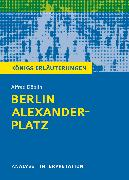 Cover-Bild zu Berlin Alexanderplatz von Alfred Döblin von Döblin, Alfred