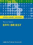 Cover-Bild zu Effi Briest von Theodor Fontane (eBook) von Fontane, Theodor