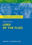 Cover-Bild zu Lord of the Flies (Herr der Fliegen) von William Golding von Golding, William