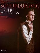 Cover-Bild zu Vor Sonnenaufgang (eBook) von Hauptmann, Gerhart