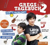 Cover-Bild zu Gregs Film-Tagebuch 2 - Gibt's Probleme?