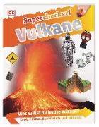 Cover-Bild zu Superchecker! Vulkane von Gill, Maria