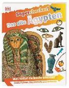 Cover-Bild zu Superchecker! Das alte Ägypten von Lehmann, Kirsten E. (Übers.)
