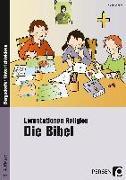 Cover-Bild zu Lernstationen Religion: Die Bibel von Weber, Nicole
