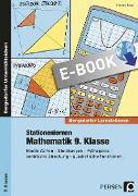 Cover-Bild zu Stationenlernen Mathematik 9. Klasse (eBook) von Röser, Thomas