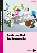 Cover-Bild zu Lernstationen Musik: Instrumente (eBook) von Weber, Nicole